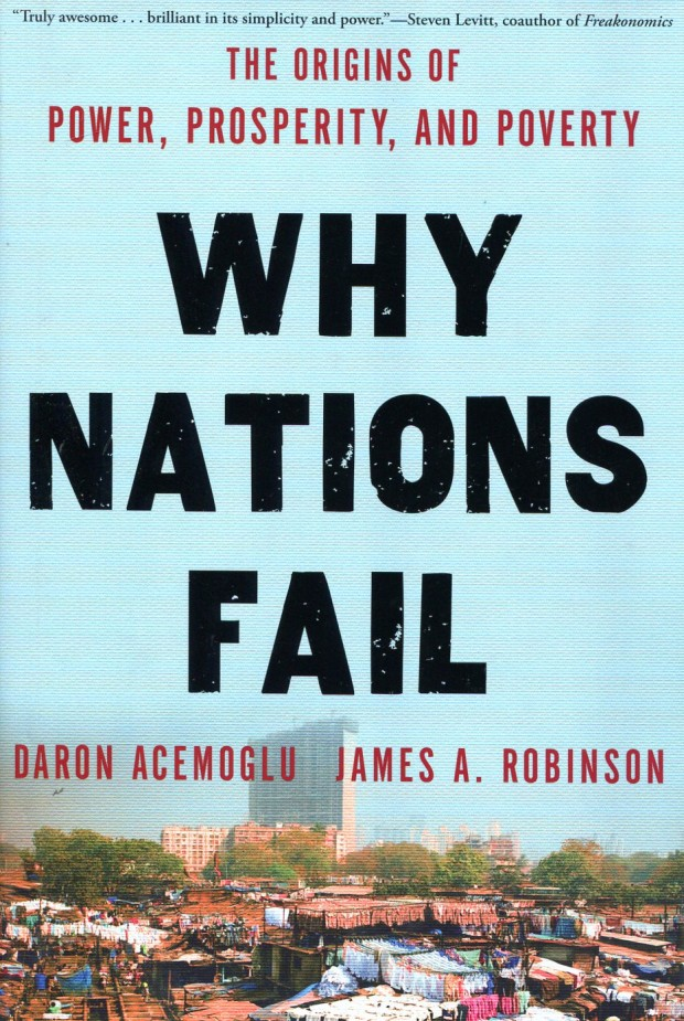 why nations fail chapter 2 summary