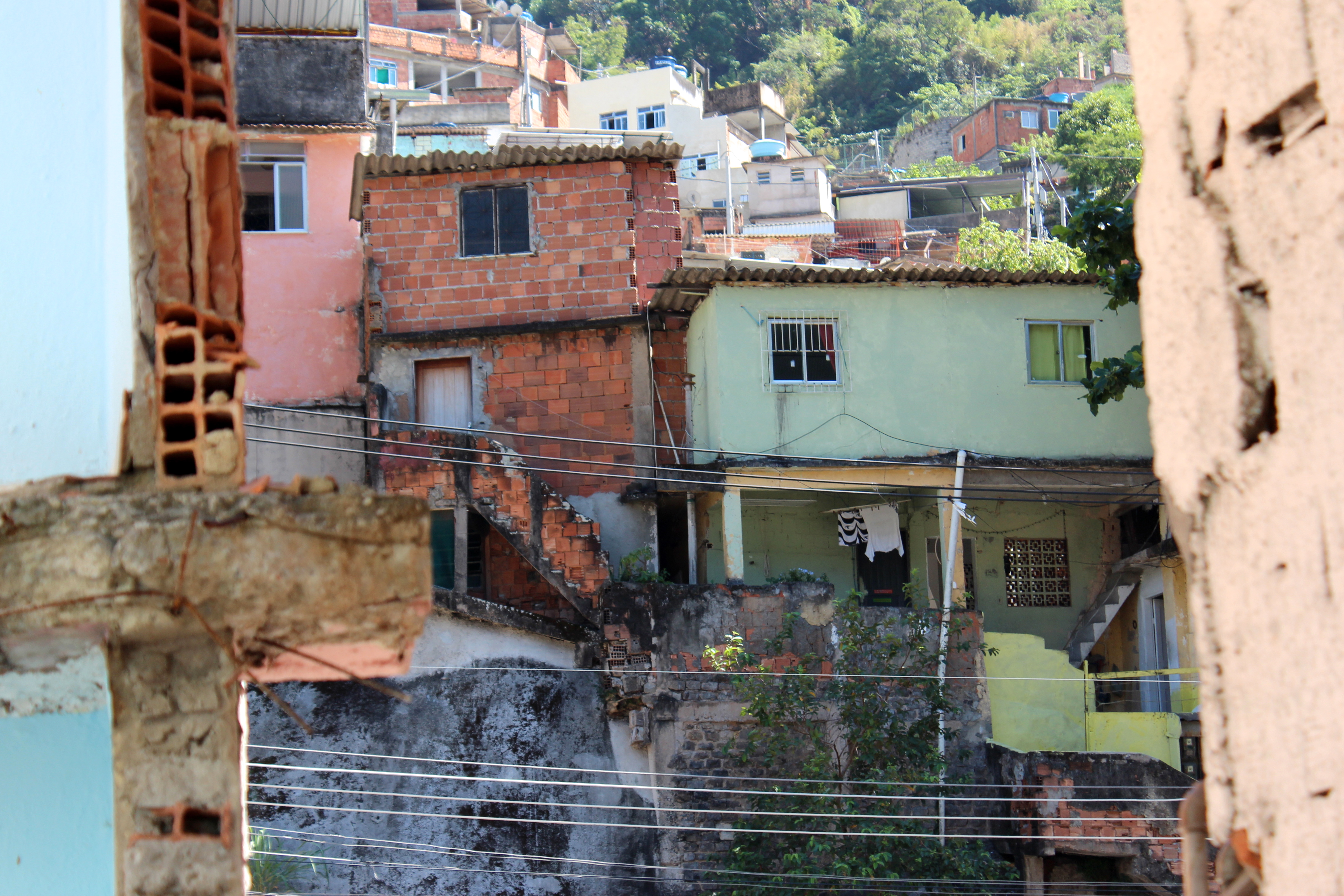favelas essay Collaborative essay, we draw from personal experience, legal expertise, and   law students to visit favelas, and account for the significant.